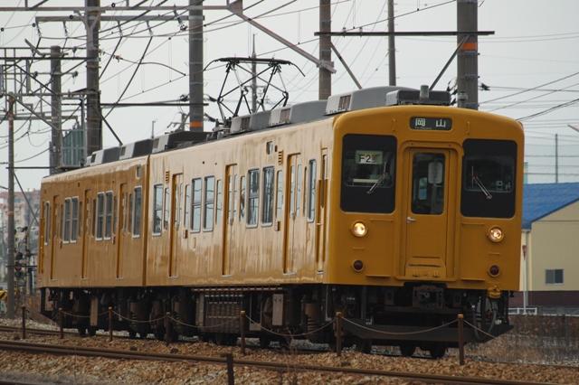 倉敷−西阿知駅