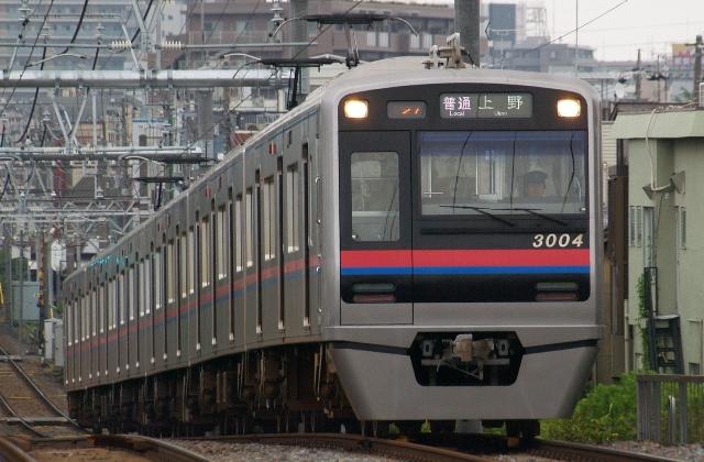堀切菖蒲園前駅
