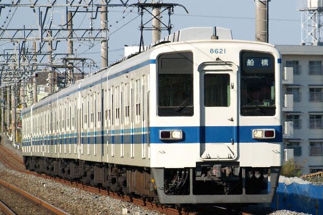 六実−新鎌ヶ谷駅