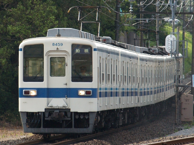 逆井−増尾駅