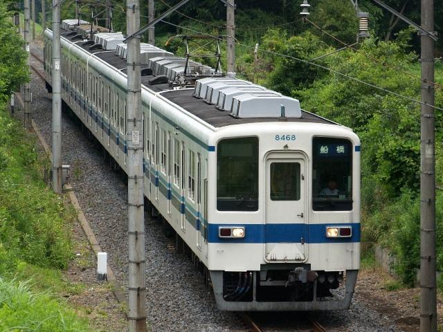 逆井−高柳駅