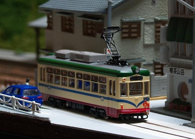 土佐電気鉄道800型 鉄コレ